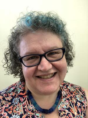 Cindy Blank-Edelman, LCMHC